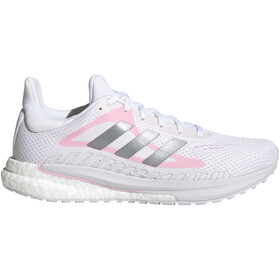 adidas Solar Glide 3 Shoes Women footwear white/silver metal/fresh candy